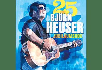 Björn Heuser - Jubiläumsbox  - (CD)