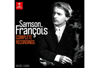 Francois Samson - COMPLETE RECORDINGS  - (CD + DVD Video)