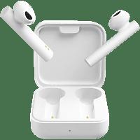 XIAOMI Mi 2 Basic, In-ear True Wireless Kopfhörer Weiß