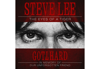 Gotthard - Steve Lee: The Eyes Of A Tiger  - (CD)