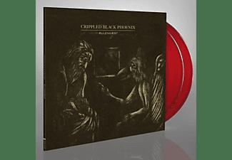 Crippled Black Phoenix - ELLENGAEST (GTF/2LP/CLEAR RED VINYL)  - (Vinyl)