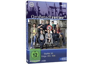 Großstadtrevier 26 – Folge 391 bis 406 (30. Staffel) DVD