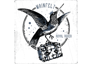 Mainfelt - ROYAL ROVER  - (CD)