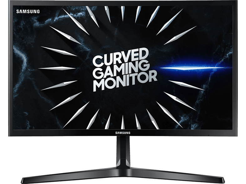 SAMSUNG C24RG54FQR 24 Zoll Full-HD Gaming Monitor 4 ms Reaktionszeit, 144Hz