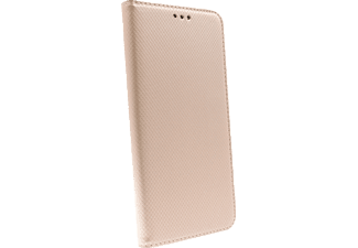 AGM 29572, Bookcover, Xiaomi, Redmi Note 8T, Gold