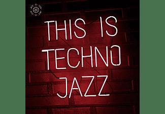 VARIOUS - THIS IS TECHNO JAZZ VOL.1 (2LP)  - (Vinyl)
