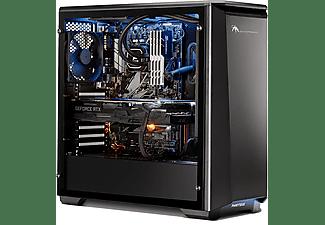 JOULEPERFORMANCE Gaming PC eSports RTX2060S, i7-10700KF, 16GB RAM, 500GB SSD, 2TB HDD, Schwarz - Ausstellungsstück