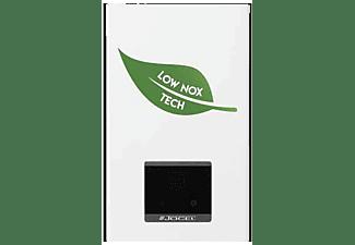 Calentador a gas - Jocel JEGN12L015808, Capacidad 12 l, 35ºC a 60ºC, 35W, Blanco