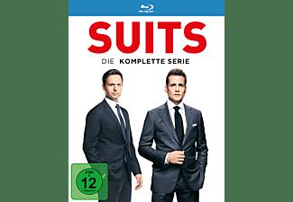 Suits-Die komplette Serie Blu-ray