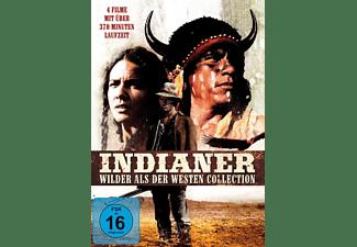 Indianer – Wilder als der Westen Collection DVD