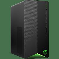 HP Pavilion Gaming TG01-1600ng, Gaming PC mit Core™ i5 Prozessor, 16 GB RAM, 1 TB HDD, 512 GB SSD, GeForce® GTX 1660 Ti, 6 GB GDDR6 Grafikspeicher
