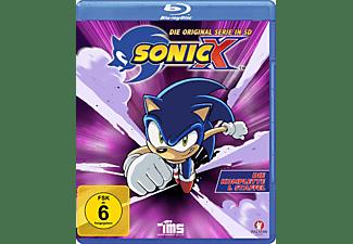 Sonic X Blu-ray