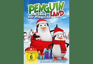 Penguin Land - Im Land der Pinguine DVD