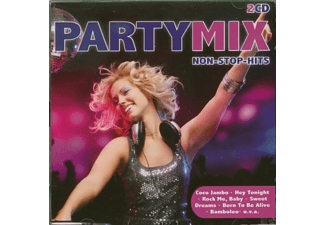 The United Dance People - Party Mix: Non-Stop Hits  - (CD)