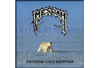 Messiah - EXTREME COLD WEATHER (BLACK VINYL+POSTER)  - (Vinyl)