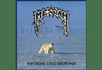 Messiah - EXTREME COLD WEATHER (WHITE VINYL+POSTER)  - (Vinyl)