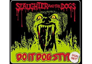 Slaughter And The Dogs - Do It Dog Style  - (CD)