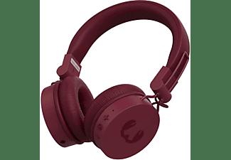 FRESH N REBEL Caps 2 BT, On-ear Kopfhörer Bluetooth Ruby Red
