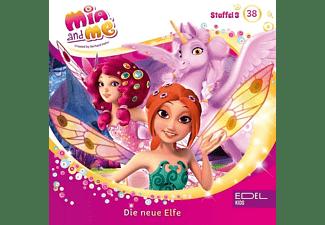 Mia And Me - Mia And Me(38)HSP TV-Die neue Elfe  - (CD)