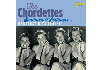 The Chordettes - Sandmen And Lollipops-Greatest Hits 1954-1961  - (CD)
