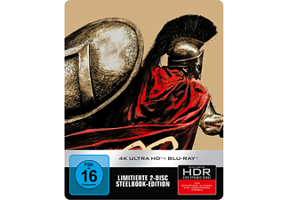 300 Exklusive Steelbookedition 4K Ultra HD Blu-ray