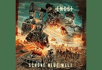 Engst - SCHÖNE NEUE WELT (BLACK)  - (Vinyl)