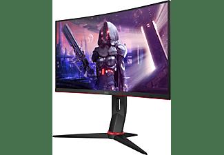 AOC C24G2U 24 Zoll Full-HD Gaming Monitor (1 ms Reaktionszeit, 165 Hz)