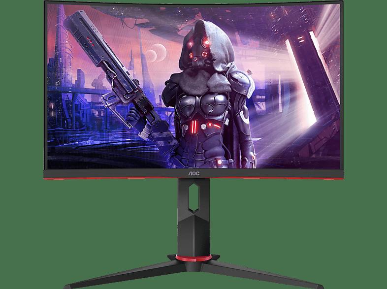 AOC C27G2U 27 Zoll Full-HD Gaming Monitor 1 ms Reaktionszeit, 165 Hz