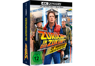 Zurück in die Zukunft - Trilogie (Steelbook) 4K Ultra HD Blu-ray + Blu-ray