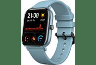"Smartwatch - Amazfit GTS, 20mm, 1.65"", Aluminio, Polímero, Bluetooth®, Android e iOS, Azul"
