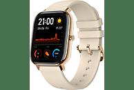 "Smartwatch - Amazfit GTS, 20mm, 1.65"", Aluminio, Polímero, Bluetooth®, Android e iOS, Oro"