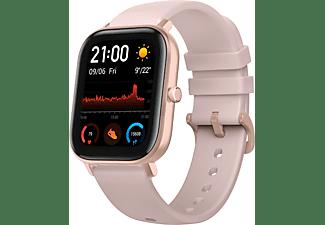 REACONDICIONADO Smartwatch - Amazfit GTS Rose, 20mm, Aluminio, 12 modos de deporte, Polímero, Rosa