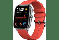 Smartwatch - Amazift GTS, 20mm, Aluminio, Polímero, Naranja