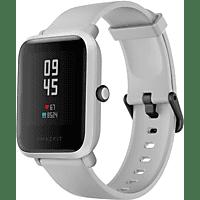 Smartwatch - Amazfit BIP S WHITE ROCK, 1,14 cm, Policarbonato, Blanco Roca