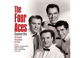 The Four Aces - GREATEST HITS  - (CD)