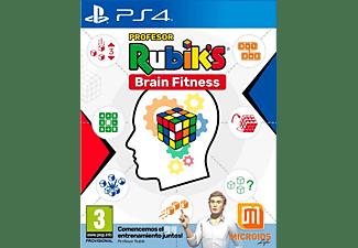 PS4 Professor Rubicks Brain Fitness