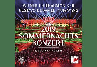 Wiener Philharmoniker, Yuja Wang - Sommernachtskonzert 2019  - (CD)