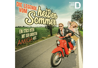 VARIOUS - Die Legende vom heißen Sommer  - (CD)