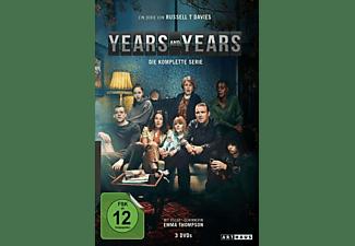 Years & Years / Die komplette Serie / Blu-ray DVD