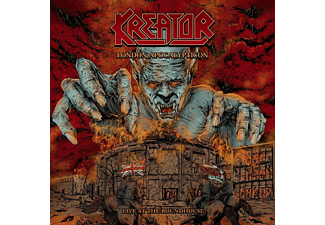 Kreator - London Apocalypticon - Live at the Roundhouse (CD)