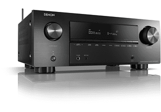 DENON AV-Verstärker AVR-X2700H, schwarz