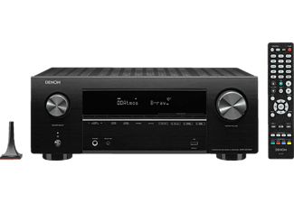 DENON AVR-X2700HDAB AV-Receiver (7.2 Kanäle, Schwarz)