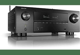 DENON AVR-X3700H AV-Verstärker (9.2 Kanäle, Schwarz)