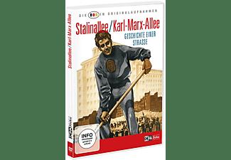 DDR In Originalaufnahmen-Stalinallee/Karl-Marx-A. DVD