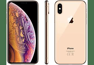 "Apple iPhone XS, Oro, 64 GB, 4 GB RAM, 5.8"" OLED Super Retina HD, Chip A12 Bionic, iOS"