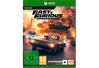 Fast & Furious Crossroads - [Xbox One]
