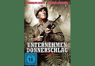 Unternehmen Donnerschlag DVD