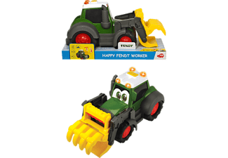 DICKIE TOYS Happy Fendt Worker Spielzeugauto Grün
