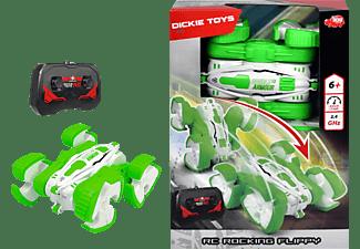 DICKIE TOYS RC Auto Rocking Flippy RC Spielzeugauto Grün/Weiß