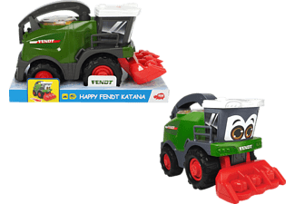 DICKIE TOYS Happy Fendt Katana Spielzeugauto Grün